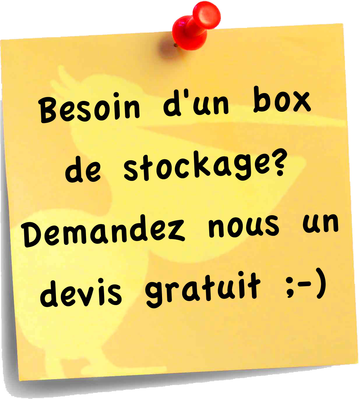 location de box de self stockage